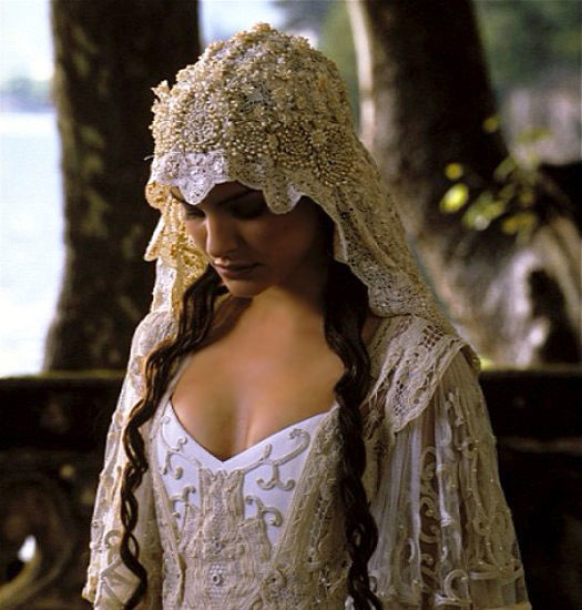 Padmé Amidala Wedding Dress