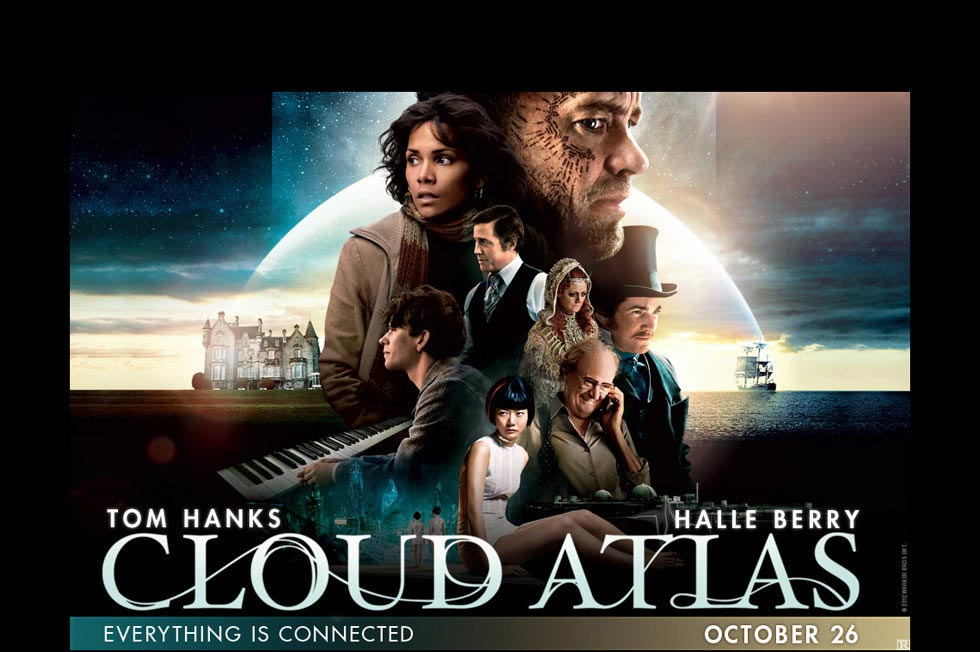 Cloud Atlas: Everyone is Connected
