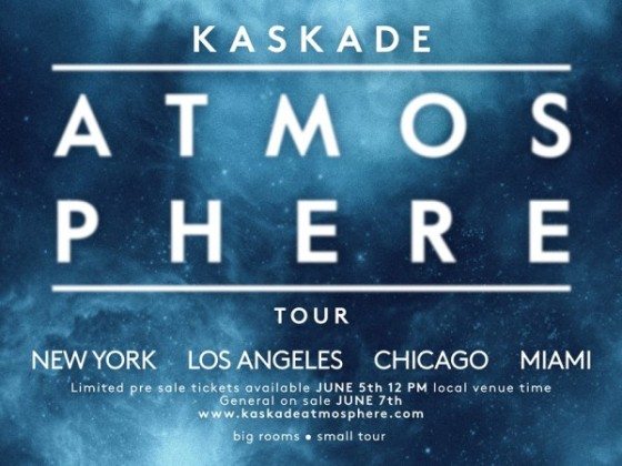 Kaskade_ Atmosphere Tour 2013