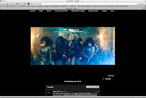 MTV + Britney + TheCheriebomb 1