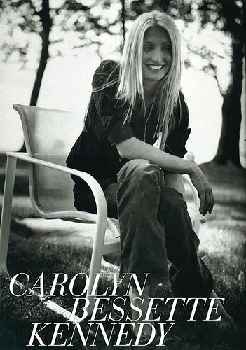 Carolyn died in a plane crash over the ocean near Martha's Vineyard with her husband, John F. Kennedy, Jr., and her sister Lauren Bessette,  in July 1999.