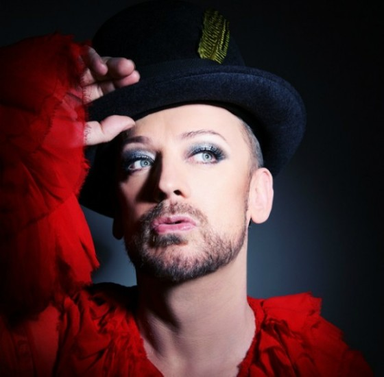 Dharma Protocol: Boy George is Back