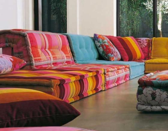 Dream couch missoni bohemian sofa the cherie bomb - Roche bobois divani prezzi ...