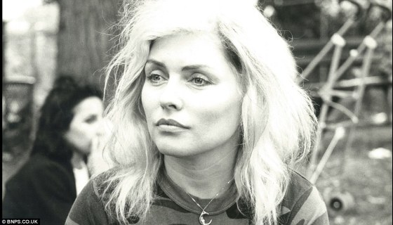 {Deborah Harry}