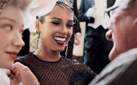 {Alicia Keys}
