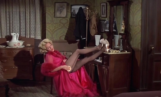 Madeline Kahn Blazing Saddle still shot