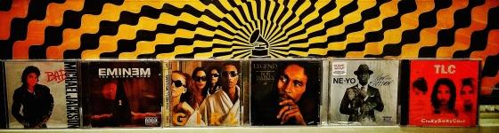 Grammys Albums BLOG