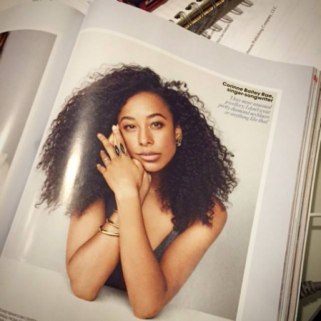 Music on The Cherie Bomb: Corinne Bailey Rae Will Ease You Into the Week