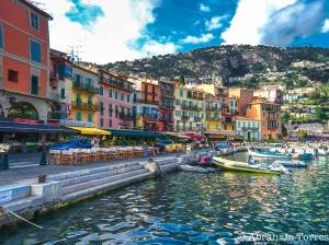 Ville Franche sur Mer, French Riviera by @rumbleskout3