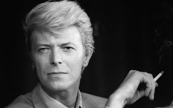 David Bowie Photo: GETTY