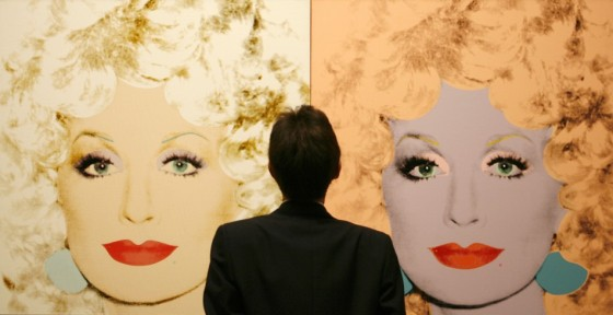 DOLLY WARHOL