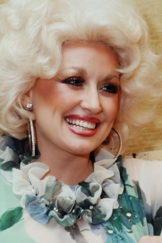 Dolly Parton 1970s Dimples 2