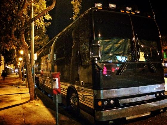 Dolly's Tour Bus