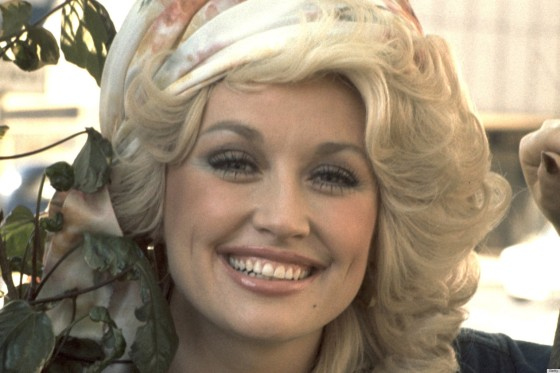 Dolly Parton 1977 (Photo by Chris Walter/WireImage)