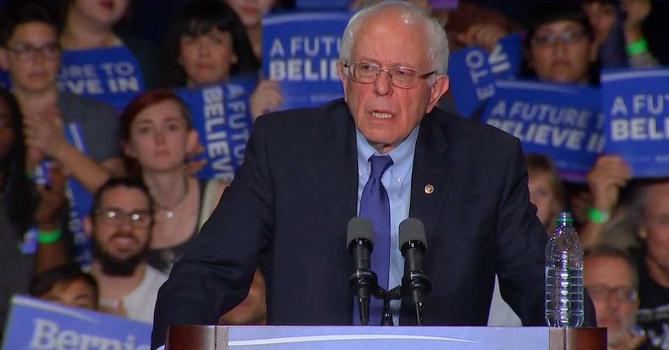 Blackout Tuesday: The Bernie Sanders Speech Corporate Media Chose Not To Air.