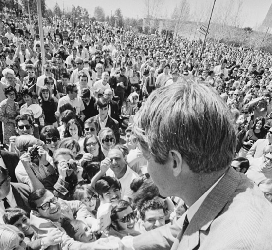 On the 50th Anniversary of Robert F. Kennedy's Assassination, My Mom Remembers Meeting Him On That Fateful Day